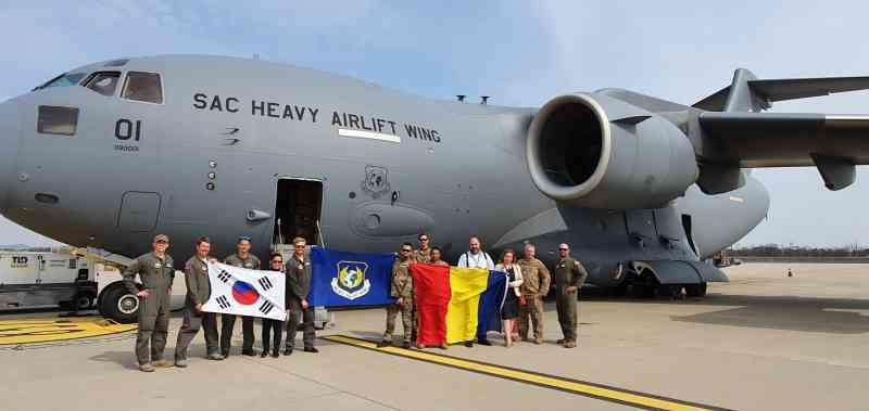Coreea de Sud ajută România în lupta contra COVID-19. Gest impresionant