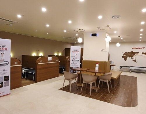 """""""Ceragem Medical Science Research Center- Centru de cercetare medicala"""" deschis la Spitalul Jeonju"""
