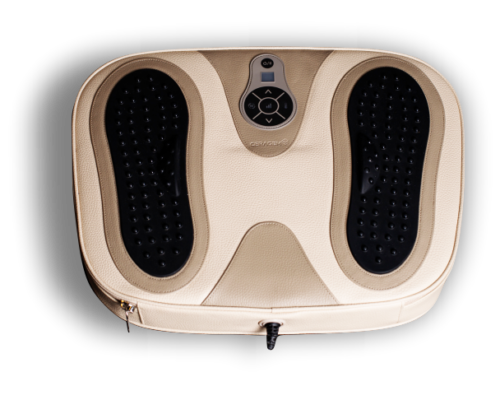 Healax iFoot - dispozitiv de masaj termic cu unde de joasa frecventa